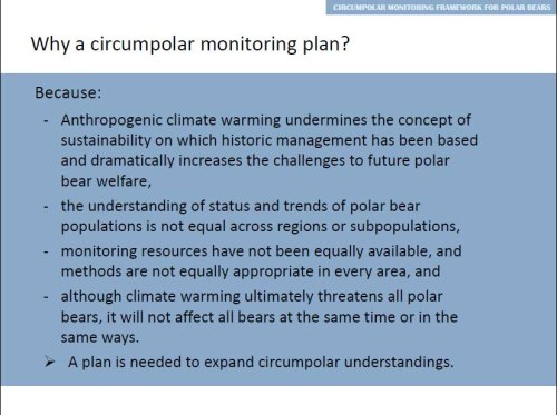 Figure 2. Amstrup et al. 2013, Slide 2.