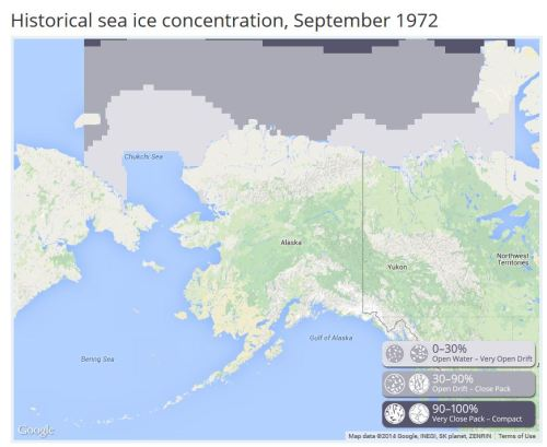 1972 September Sea ice atlas UAF_PolarBearScience