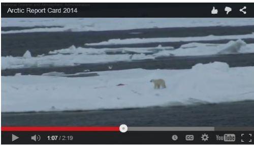 Arctic report card 2014 screencap_Dec 18 2014