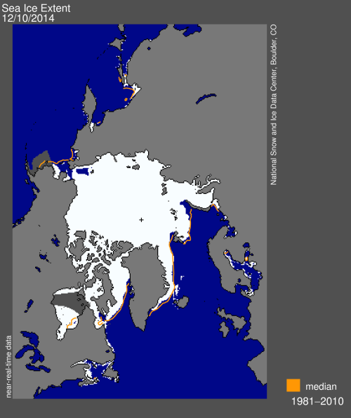 Sea ice extent 2014 Dec 10_NSIDC