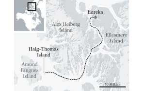 Haig-Thomas expedition map_Telegraph_April 18 2015