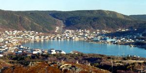 La Scie Newfoundland, from the town website.