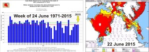 Hudson Bay breakup 2015 June 22 and 24_sm