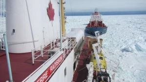 ccgs-pierre-radisson-in-sea-ice_to_Iqaluit_july 17_2015