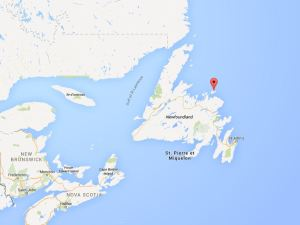 Fogo Island_Newfoundland_PB sighting 23 April 2015