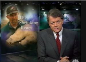 Climate change threatens polar bears 2_CBC 1999