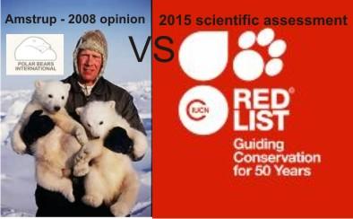 Amstrup vs IUCN science_Feb 14 2016_PolarBearScience