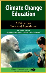 AZA Climate change education cover