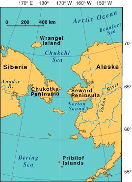 Chukotka_Berengia_present_day wikipedia