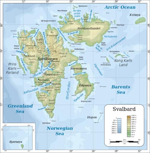 Svalbard wikipedia