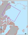 Beaufort Gyre video screencap_locator map_rotated