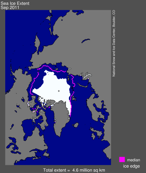 Sea ice extent_Sept average 2011_NSIDC