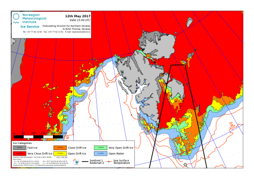 Svalbard ice extent 2017 May 12_NIS