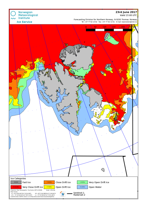Svalbard ice extent 2017 June 23_NIS from archive