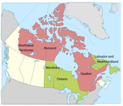 Fig 7 Nunavut