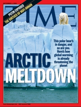 TIME Magazine Cover_ Arctic Meltdown September 2000