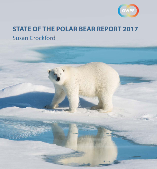 State of Polar Bear Report cover_12 Feb 2018 image