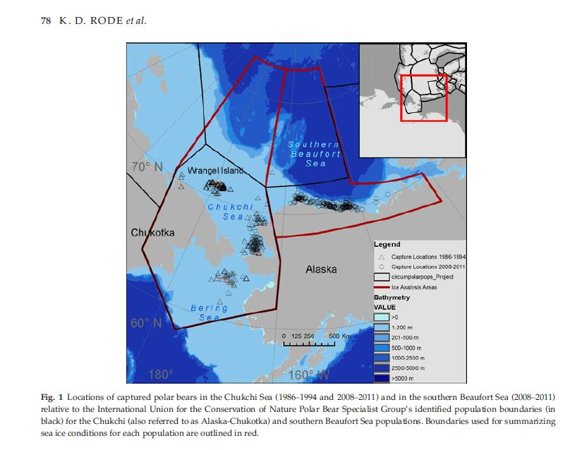 Rode et al. 2014 Chukchi Beaufort pbs Fig 1