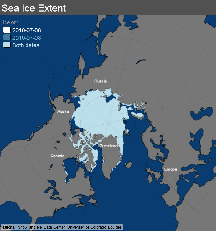 ice_extent_map 8 July 2010 NSIDC
