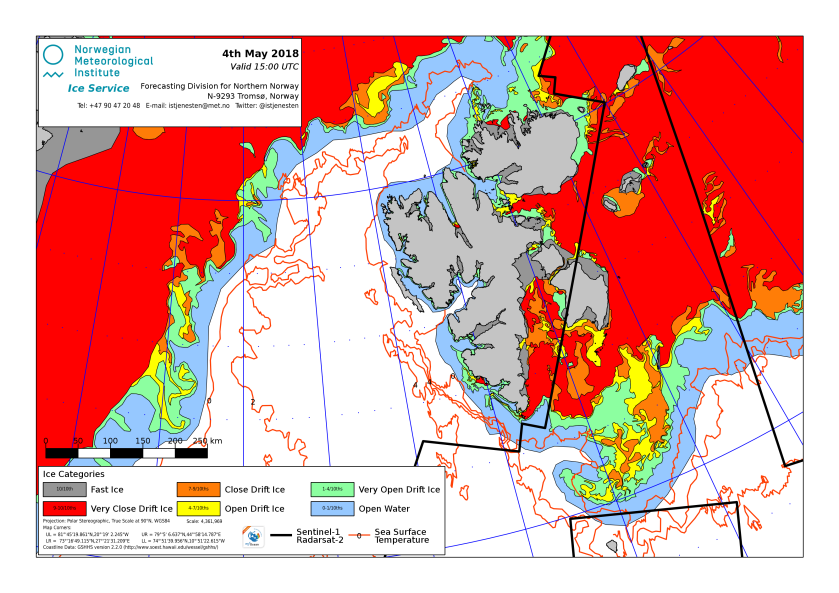 Svalbard ice extent 2018 May 4_NIS