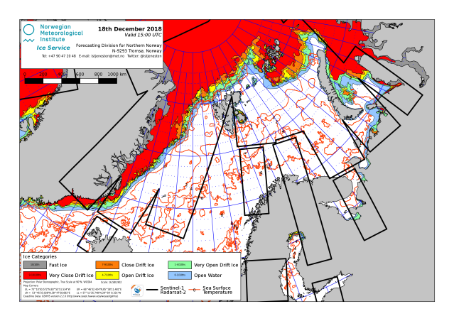 Barents Sea ice extent 2018 Dec 18_NIS