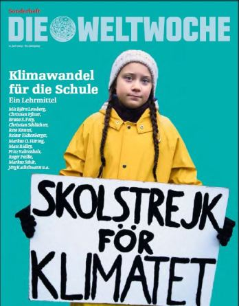 Die Weltwoche_11 July issue_cover