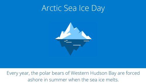 PBI Arctic Sea ice day_July 15 2019 headline