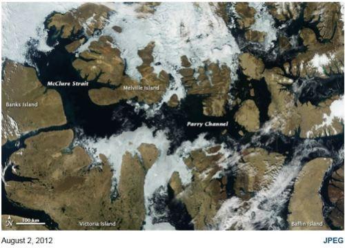 Northwest Passage_NASA_labeled_tmo_2012_Aug 2