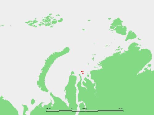 Vilkitskiy island Kara_sea wikipedia