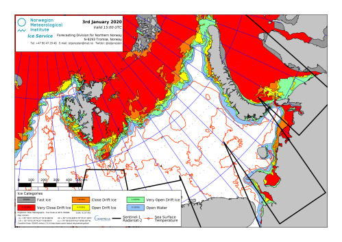 Barents Sea ice 2020 Jan 3 NIS closeup