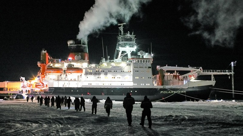 Polarstern 2020_NATURE 24 April 2020_coronovirus forces expedition to miss start of ice melt Credit_Michael Gutsche