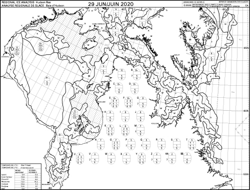 Hudson Bay weekly stage of development 2020 June 29 BW_PNG